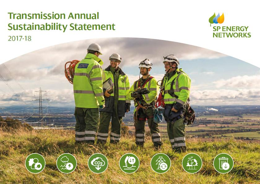 Transmission Annual Sustainability Statement 2017-18