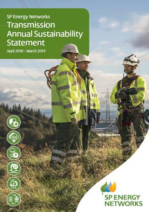 2018-19 Transmission Annual Sustainability Statement