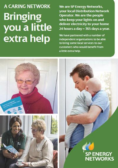 View the A Caring Network leaflet